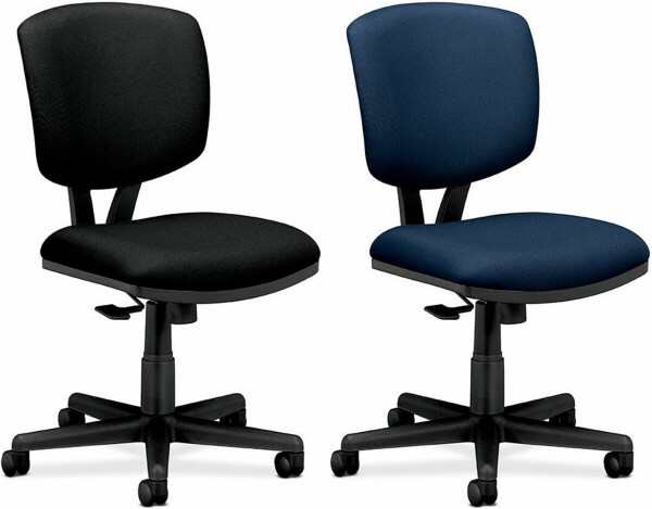 Cool Hon Volt Series Armless Desk Chair 5701 Home Interior And Landscaping Ologienasavecom