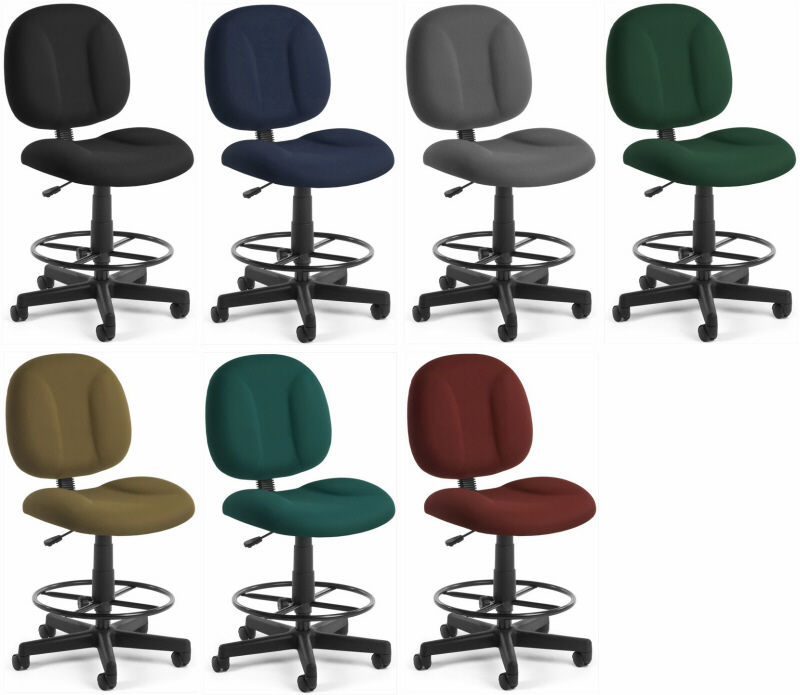 OFM Counter Height Office Drafting Chair