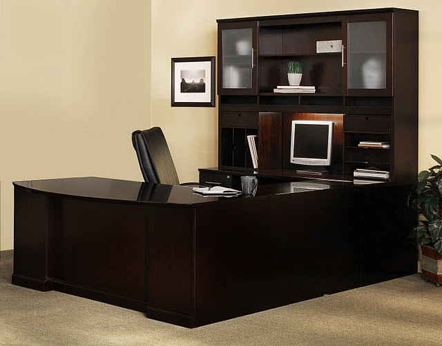 Executive Office Desk Sorrento U Shape Executive Office